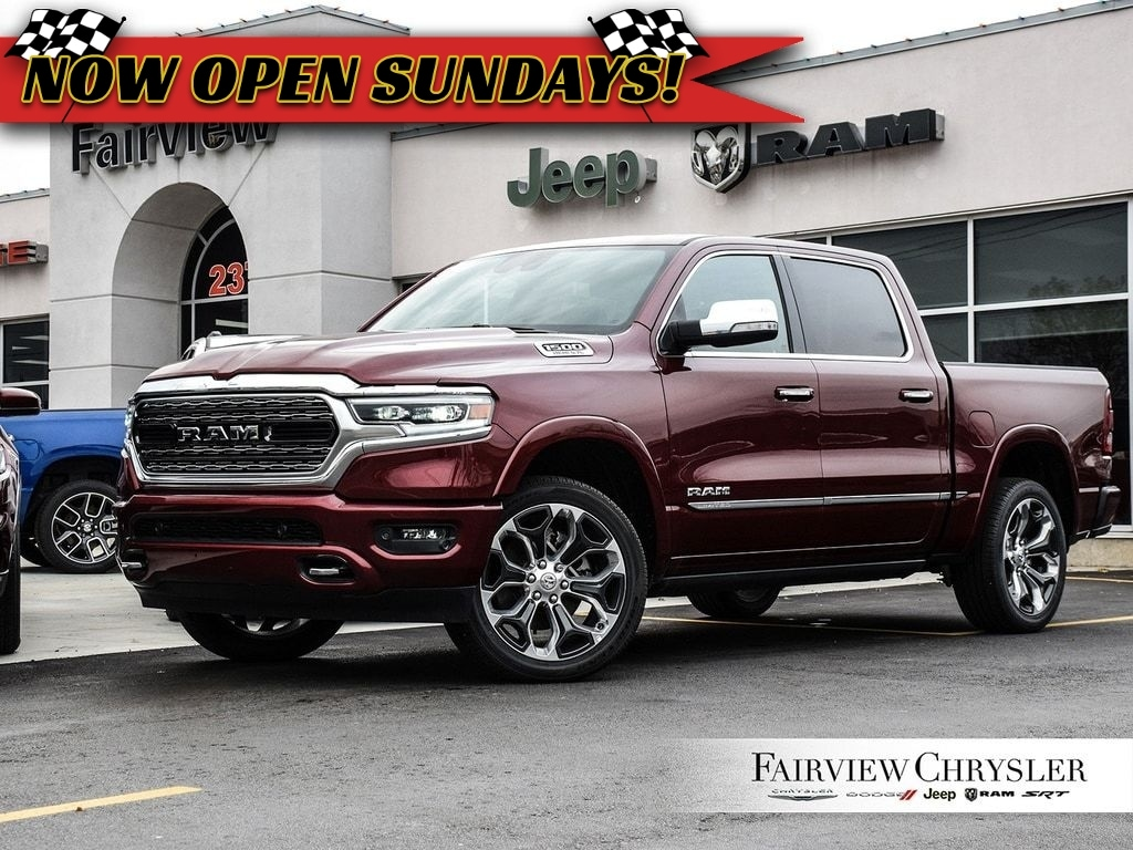 2019 Ram 1500 Limited l SOLD BY OZ THANK YOU!!! Truck Crew Cab