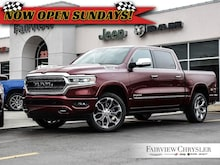 2019 Ram 1500 Limited l DEMO l LOADED l PWR BOARDS l Truck Crew Cab