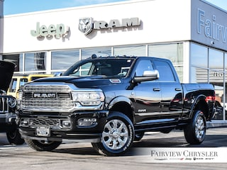 2019 Ram 2500 Limited Truck Crew Cab l CREW l SUNROOF l 12-INCH DISPLAY l