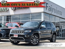 2018 Jeep Grand Cherokee Limited l Luxury Group II l Pano Roof l NAV l SUV