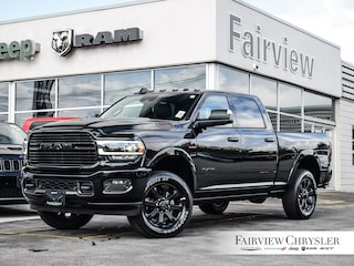 2019 Ram 2500 Laramie Truck Crew Cab l CREW l 5TH WHEEL PREP l SUNROOF l 12 INCH DISPLA