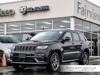 2020 Jeep Grand Cherokee Limited X SUV l PANO ROOF l ALPINE AUDIO l BLIND SPOT l