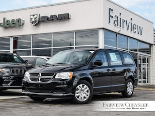 2019 Dodge Grand Caravan Canada Value Package Van | BLUETOOTH | 3RD ROW STOW N GO |