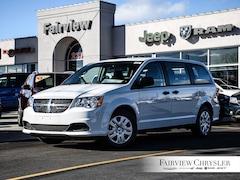 2019 Dodge Grand Caravan Canada Value Package Van | BACK-UP CAM | 3RD ROW STOW |