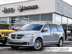 2020 Dodge Grand Caravan Premium Plus Van l DVD l BACK UP CAM l PWR DOORS l