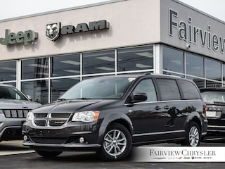 2019 Dodge Grand Caravan 35th Anniversary Edition Van l DVD l PWR DOORS l NAV l
