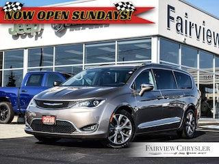 2018 Chrysler Pacifica Limited l CO CAR l PWR DOORS l Van Passenger Van