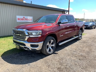 2019 Ram All-New 1500 Laramie Truck Crew Cab
