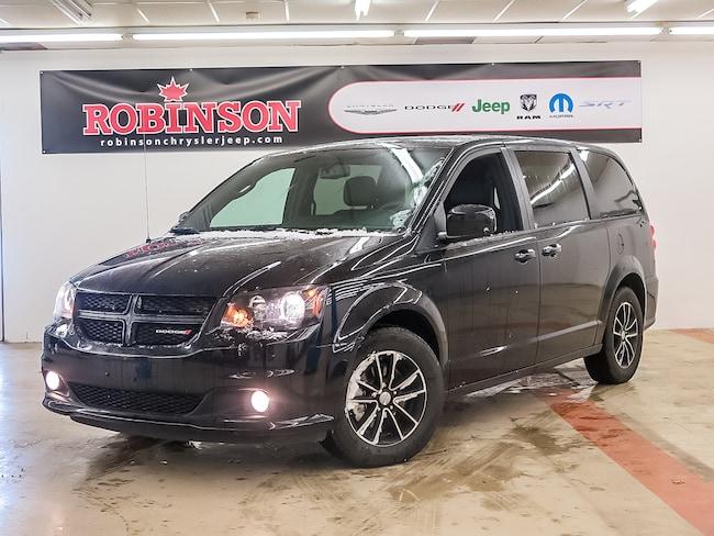 Used 2018 Dodge Grand Caravan Gt For Sale Fergus On