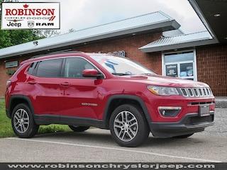 2017 Jeep Compass LATITUDE - with NAVIGATION SUV