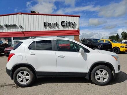 2015 Chevrolet Trax SUV