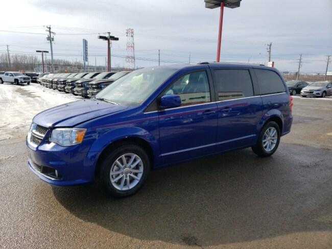 2019 Dodge Grand Caravan- SXT Premium Plus Van