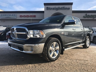 New 2018 Ram 1500 Big Horn Truck Crew Cab 1C6RR7LT5JS215284 18131 Maximum Steel Metallic for Sale in Fort Saskatchewan