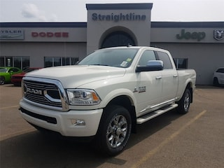 New 2018 Ram 3500 Laramie Limited Truck Crew Cab 3C63R3FLXJG292704 18299 Pearl White for Sale in Fort Saskatchewan