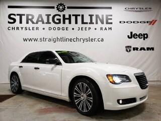 Used 2012 Chrysler 300 300S/Hemi/Panoramic Sunroof/Heated Seats & Whe Sedan 4803 for Sale in Fort Saskatchwan