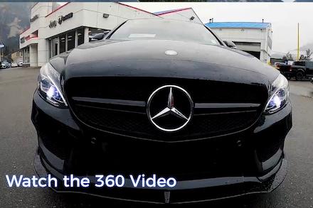 2015 Mercedes-Benz C-Class C 300 Sedan
