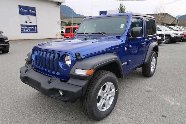 2019 Jeep Wrangler Sport SUV lease me for $99 per