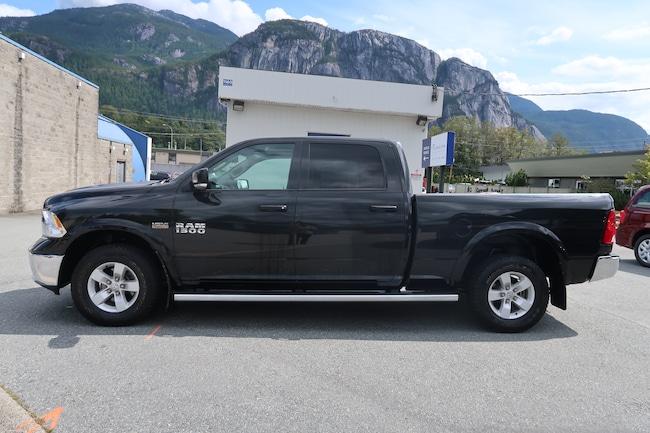 2016 Ram 1500 Outdoorsman Truck
