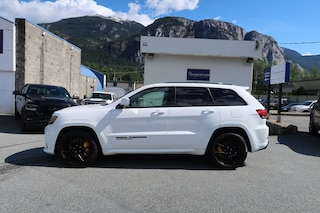 2018 Jeep Grand Cherokee Trackhawk SUV 4WD