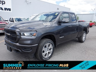 New 2020 Ram 1500 Big Horn North Edition Truck Quad Cab for sale in Oshawa, ON