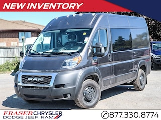 New 2019 Ram ProMaster 1500 High Roof 136 in. WB Van Cargo Van for sale in Oshawa, ON