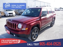 Pre-Owned 2015 Jeep Patriot High Altitude SPORT UTILITY for sale in Oshawa, ON