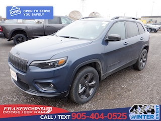 New 2021 Jeep Cherokee 80th Anniversary 4x4 Sport Utility for sale near Toronto, ON