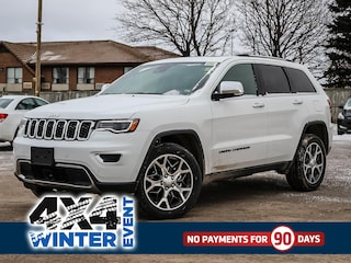 New 2020 Jeep Grand Cherokee Limited SUV for sale in Oshawa, ON