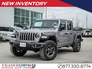 New 2020 Jeep Gladiator Rubicon Truck Crew Cab for sale in Oshawa, ON