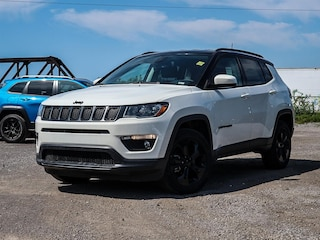 New 2019 Jeep Compass Altitude SUV for sale in Oshawa, ON