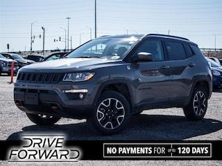New 2020 Jeep Compass Trailhawk SUV in Oshawa, ON