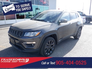 New 2021 Jeep Compass 80th Anniversary Edition 4x4 for sale near Toronto, ON