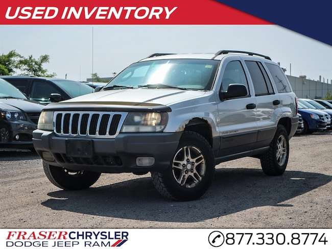 2002 Jeep Grand Cherokee Laredo CLEAN CARFAX