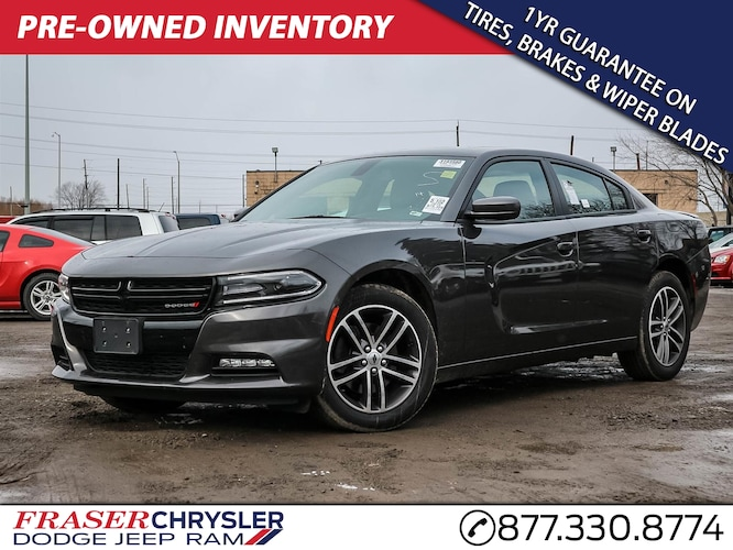 2019 Dodge CHARGER SXT ALL WHEEL DRIVE