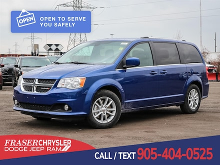 Featured 2020 Dodge Grand Caravan Premium Plus Van for sale in Oshawa, ON