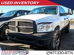Pre-Owned 2007 Ram 1500 ST YOU CERTIFY YOU SAVE. for sale in Oshawa, ON