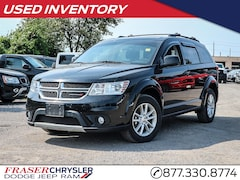 Pre-Owned 2017 Dodge Journey SXT/Limited NAVIGATION AND BACK UP CAMERA, SECOND ROW OVERHEAD for sale in Oshawa, ON