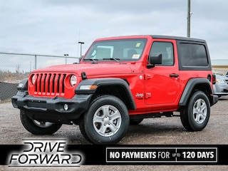 New 2020 Jeep Wrangler Sport S SUV for sale in Oshawa, ON