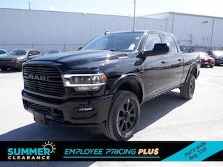 New 2019 Ram New 2500 Laramie Black Edition Truck Crew Cab for sale in Oshawa, ON