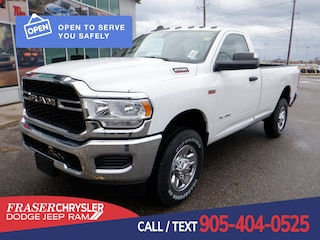 New 2020 Ram 2500 Tradesman 4x4 Regular Cab 8 ft. box 140.5 in. WB for sale in Oshawa, ON