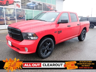 New 2020 Ram 1500 Classic Night Edition Truck Crew Cab for sale in Oshawa, ON