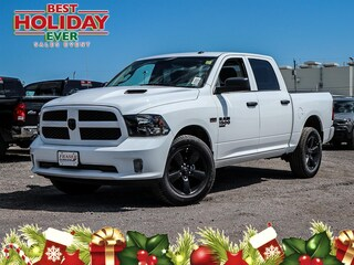 New 2019 Ram 1500 Classic Express Truck Crew Cab for sale in Oshawa, ON