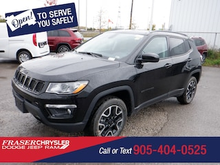 New 2021 Jeep Compass Upland 4x4 for sale near Toronto, ON