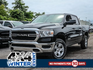 New 2019 Ram All-New 1500 SXT Truck Crew Cab for sale in Oshawa, ON