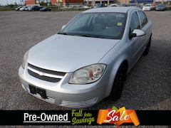 Pre-Owned 2010 Chevrolet Cobalt LT YOU CERTIFY YOU SAVE!!!! for sale in Oshawa, ON