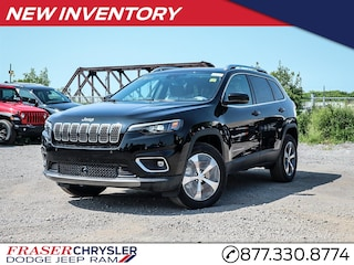 New 2019 Jeep New Cherokee Limited SUV for sale in Oshawa, ON