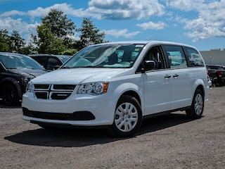New 2019 Dodge Grand Caravan Canada Value Package Van for sale in Oshawa, ON