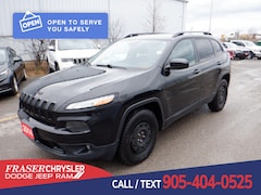 Pre-Owned 2014 Jeep Cherokee Latitude TOUCH SCREEN, UCONNECT WITH VOICE COMMAND, POWER H for sale in Oshawa, ON