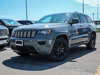 New 2019 Jeep Grand Cherokee Altitude SUV for sale in Oshawa, ON