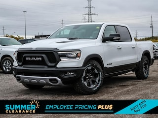 New 2020 Ram 1500 Rebel Truck Crew Cab for sale in Oshawa, ON